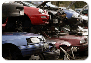 car recycling image